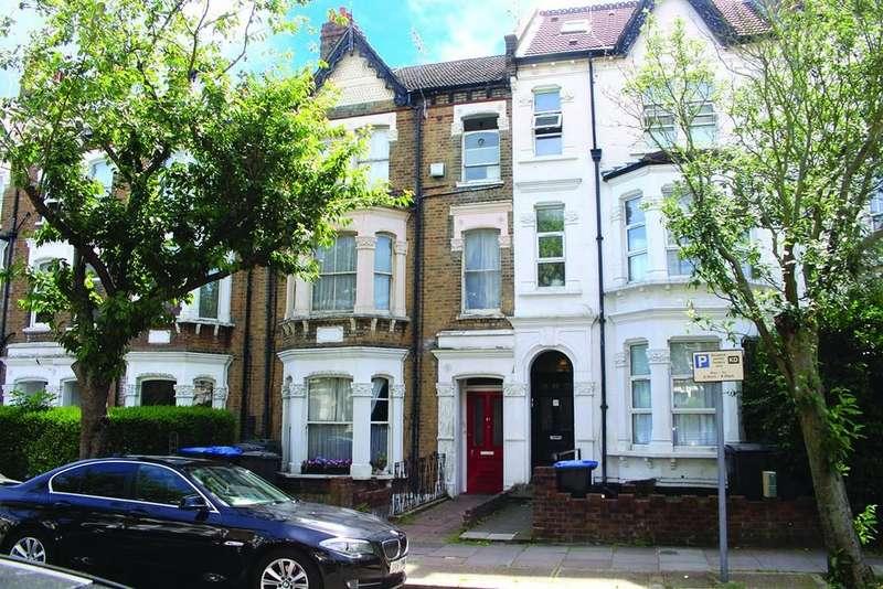 3 Bedrooms Maisonette Flat for sale in Buckley Road, Brondesbury, NW6