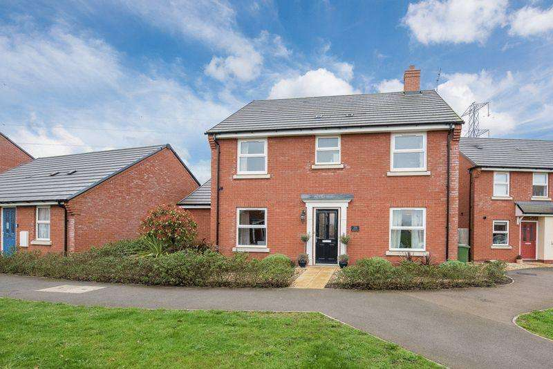 4 Bedrooms Detached House for sale in Paradise Orchard, Aylesbury