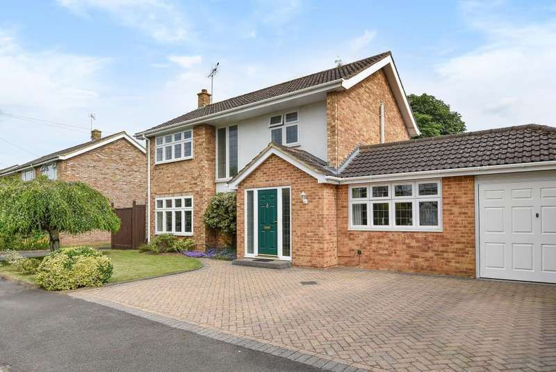 4 Bedrooms Detached House for sale in The Points, Maidenhead, SL6