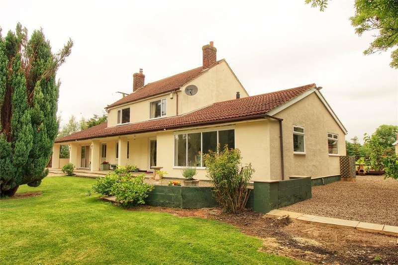 4 Bedrooms Detached House for sale in Thorpe Thewles, Stockton-On-Tees