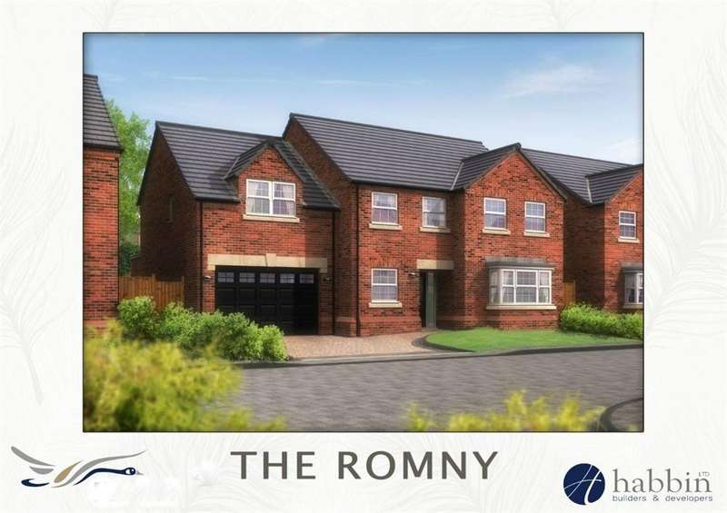 5 Bedrooms Detached House for sale in Goose Lane, Wickersley, Rotherham, South Yorkshire