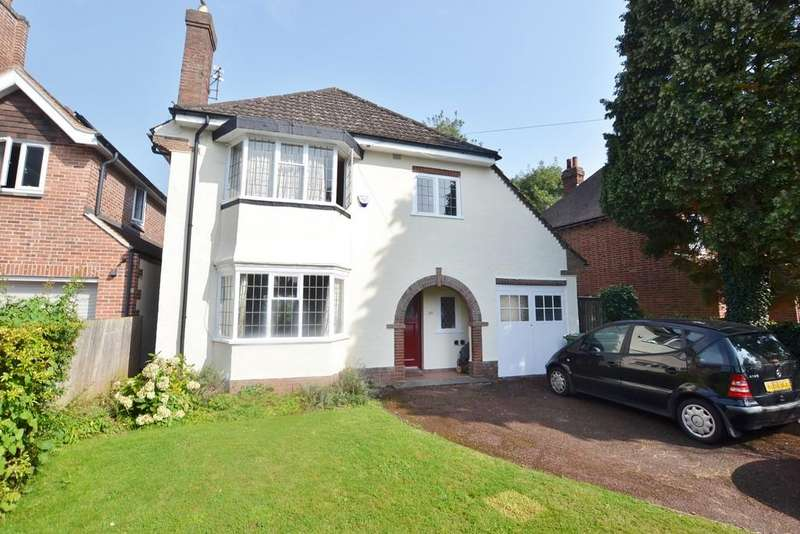 3 Bedrooms Detached House for sale in Woodcote Road , Leamington Spa