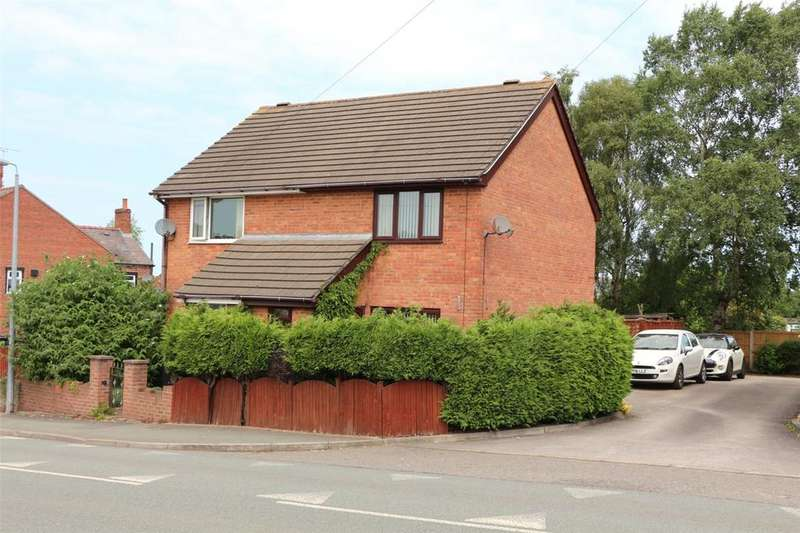 2 Bedrooms Semi Detached House for sale in Dodds Lane, Gwersyllt, Wrexham, LL11