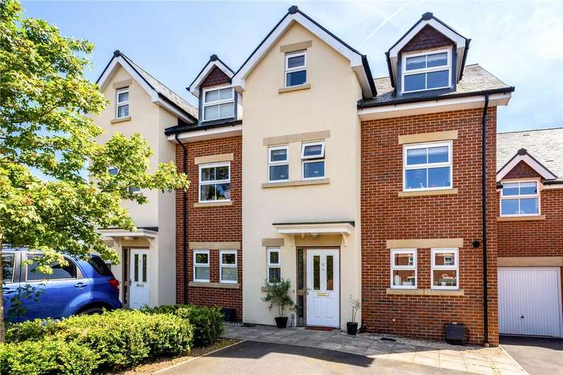 5 Bedrooms Town House for sale in Sharwood Place, Newbury, Berkshire, RG14