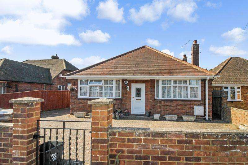 3 Bedrooms Detached Bungalow for sale in Onslow Road, Luton