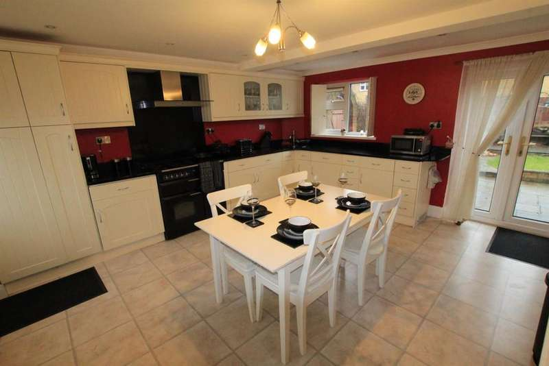 2 Bedrooms Terraced House for sale in Mellanby Crescent, Newton Aycliffe