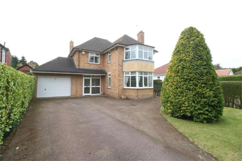 3 Bedrooms Detached House for sale in St Wilfrids Road, Bessacarr, Doncaster, South Yorkshire