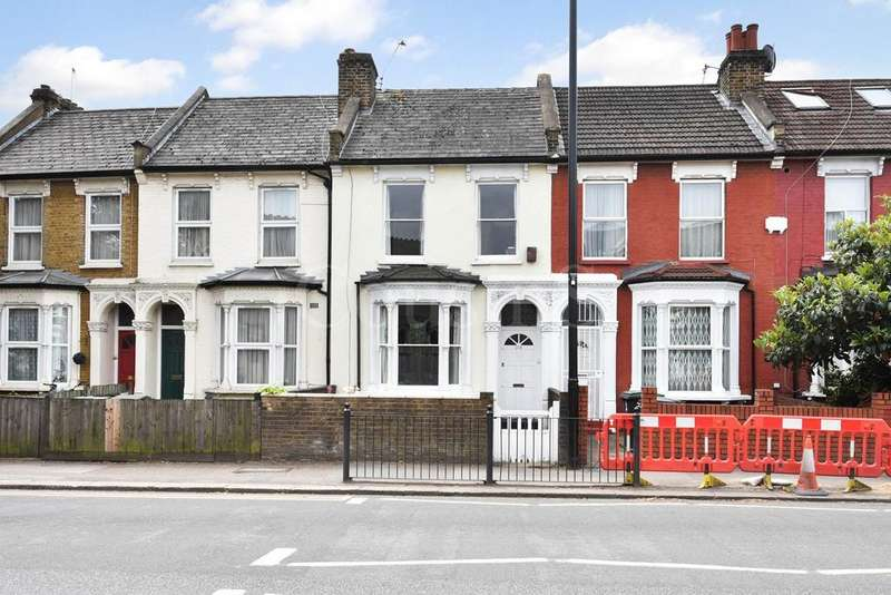 3 Bedrooms Terraced House for sale in West Green Road, London, N15