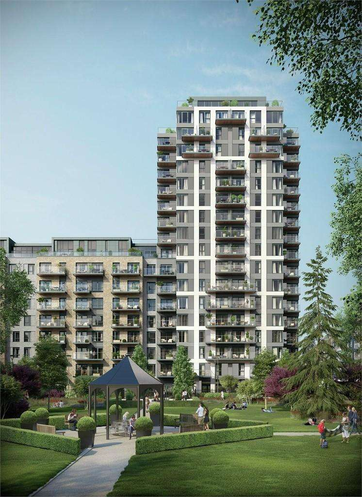 2 Bedrooms Apartment Flat for sale in The Sterling Apts, Beaufort Park, Aerodrome, Colindale