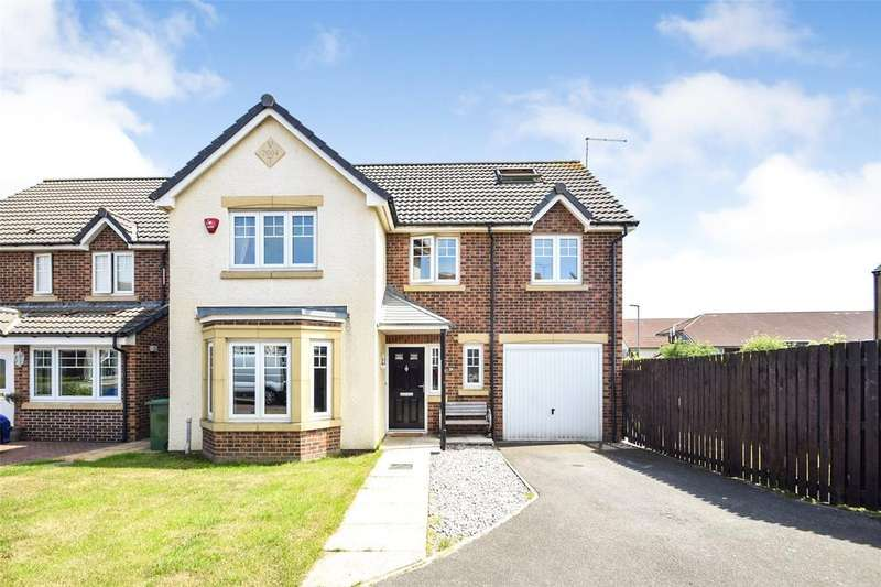 6 Bedrooms Detached House for sale in Marsdon Way, East Shore Village, Seaham, Co Durham, SR7