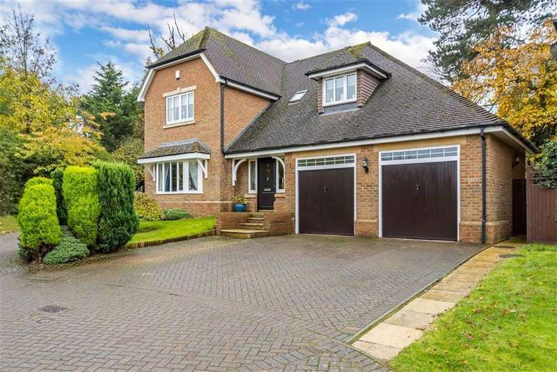 4 Bedrooms Detached House for sale in Ash Grange, Billington Road, Leighton Buzzard