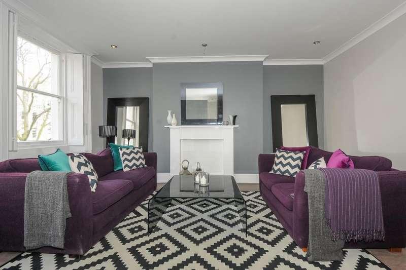 1 Bedroom Flat for sale in Beaufort Gardens, Knightsbridge, SW3