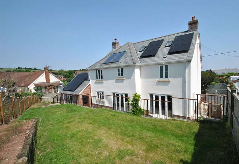 5 Bedrooms Detached House for sale in Washford, Watchet