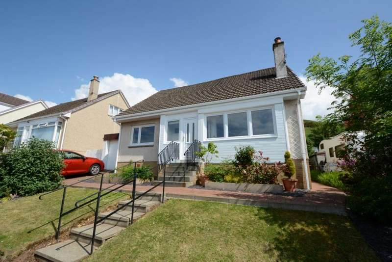 3 Bedrooms Detached House for sale in 10 Kyles View, Largs, KA30 9ET