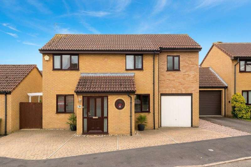 3 Bedrooms Detached House for sale in Saxon Way, Bourne, PE10