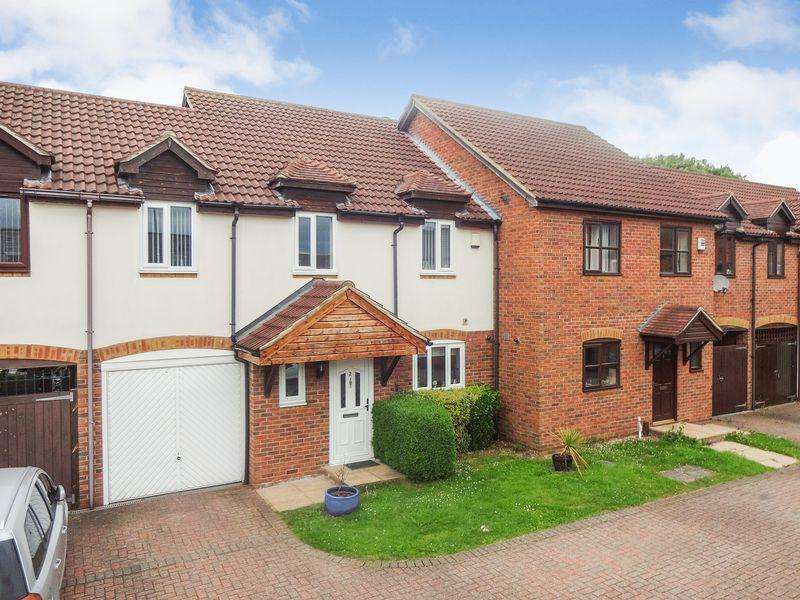 4 Bedrooms Terraced House for sale in Blacksmiths Court, Marston Moretaine