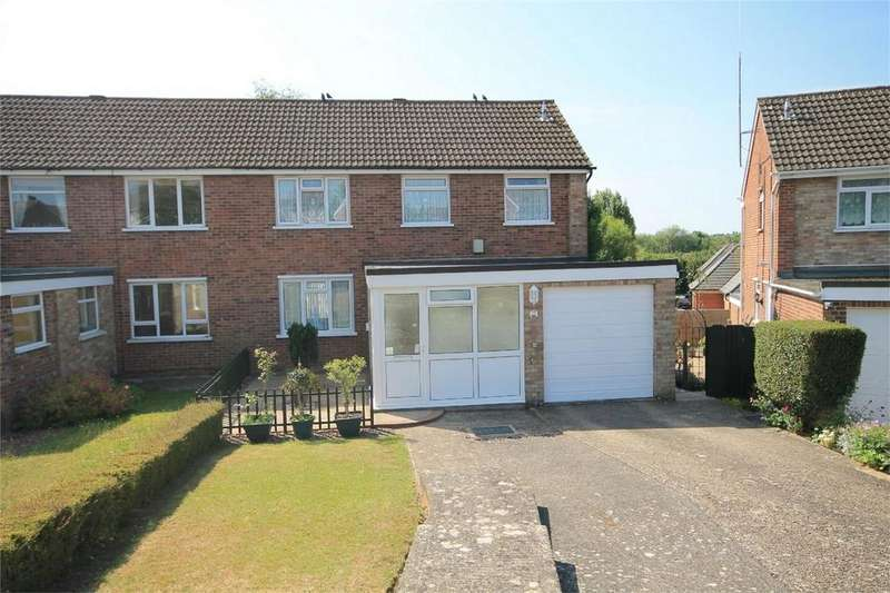 3 Bedrooms Semi Detached House for sale in NEWBURY, Berkshire