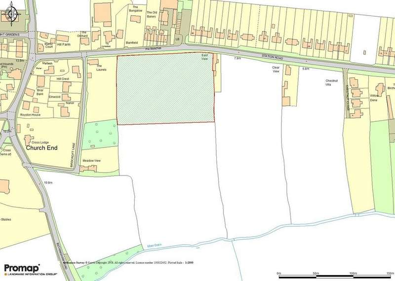 Land Commercial for sale in Station Road, Walkeringham, Doncaster