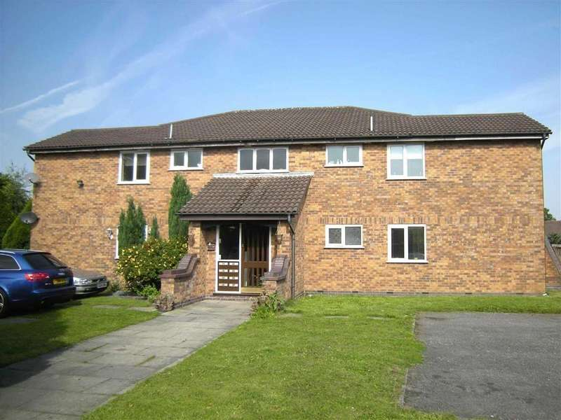 1 Bedroom Flat for sale in Pinewood Court, WILMSLOW, WILMSLOW