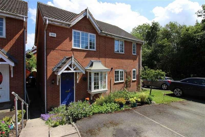 2 Bedrooms Semi Detached House for sale in Corner Farm, Off Luke Lane, Brailsford, Ashbourne
