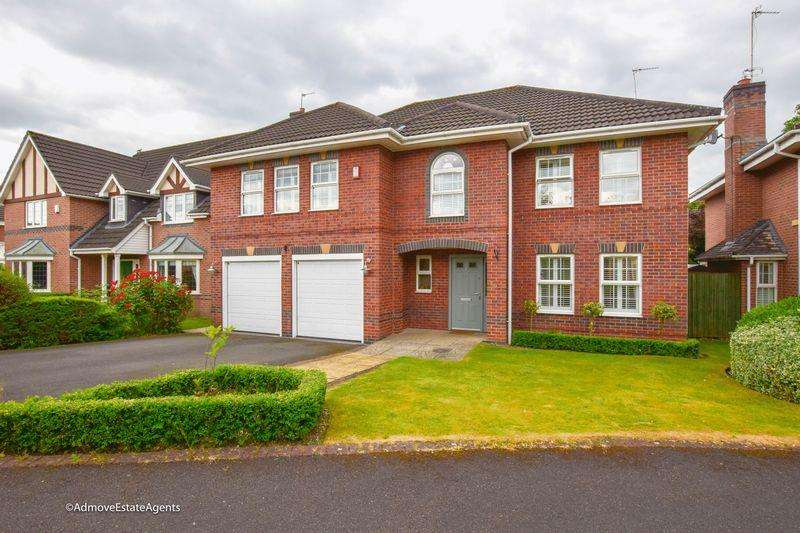 5 Bedrooms House for sale in Rogerson Close, Timperley, WA15