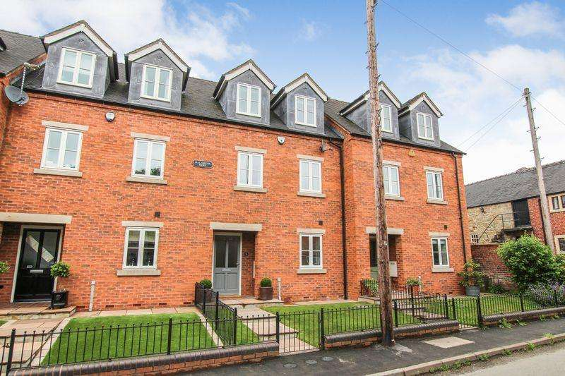 3 Bedrooms Mews House for sale in Inns Lane, South Wingfield, Alfreton