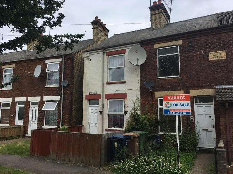 3 Bedrooms Terraced House for sale in Mount Pleasant Road Wisbech PE13