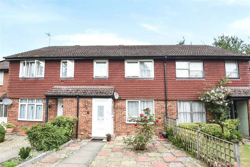 3 Bedrooms Terraced House for sale in Arnett Avenue, Finchampstead, Wokingham, Berkshire, RG40