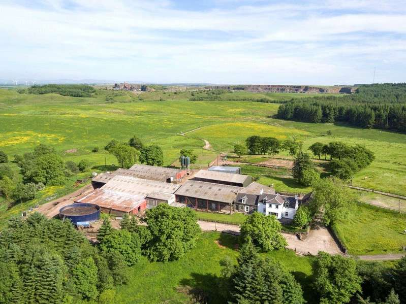 Farm Commercial for sale in Lot 1 Nether Bracco Farm, Caldercruix, Airdrie, North Lanarkshire, ML6