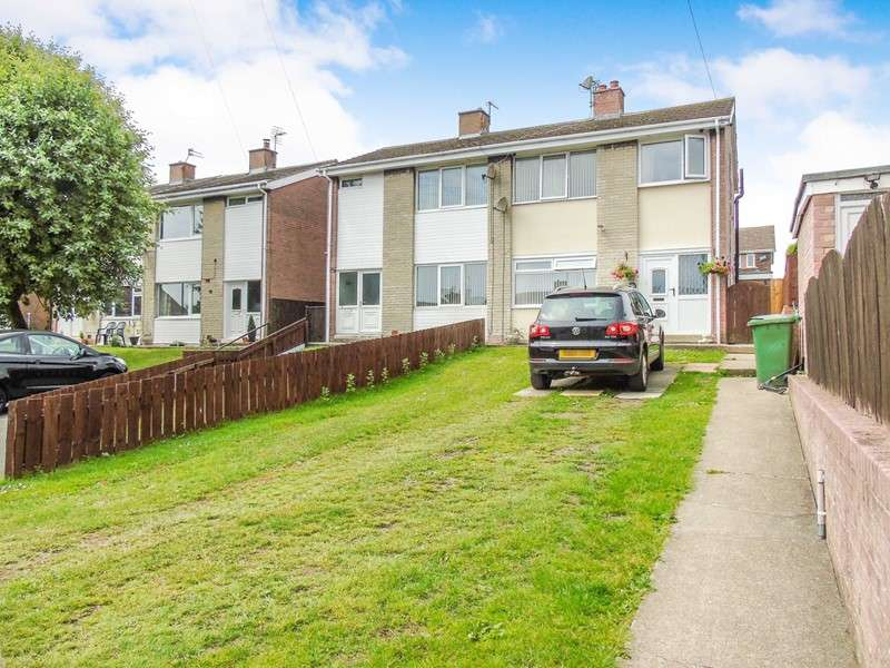 3 Bedrooms Property for sale in Quin Square, South Hetton, Durham, Durham, DH6 2TN