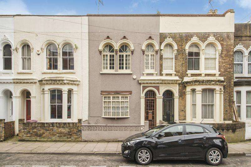 3 Bedrooms Terraced House for sale in Arbery Road, London