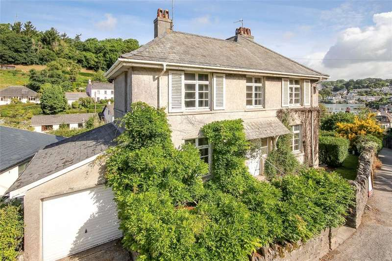 3 Bedrooms Detached House for sale in Noss Mayo, Plymouth, PL8