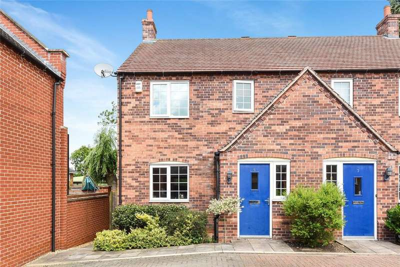 3 Bedrooms Semi Detached House for sale in Carram Close, Lincoln, LN1