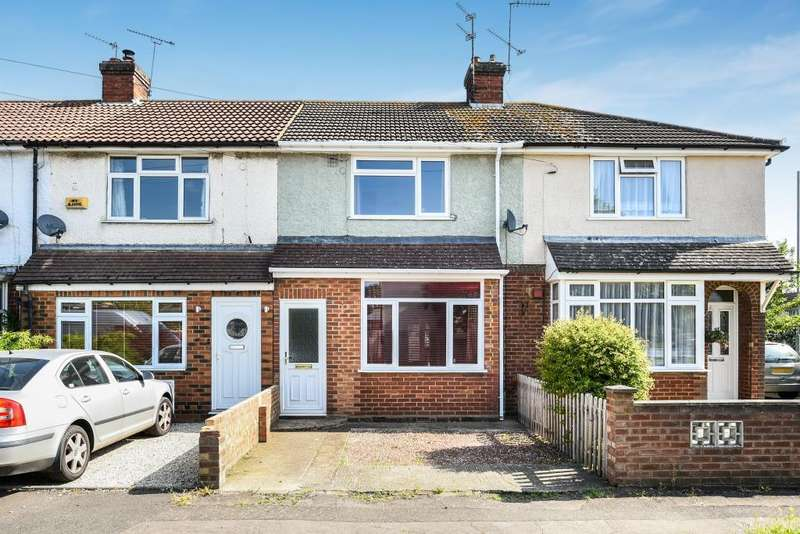 2 Bedrooms House for sale in Abbey Road, Aylesbury, HP19