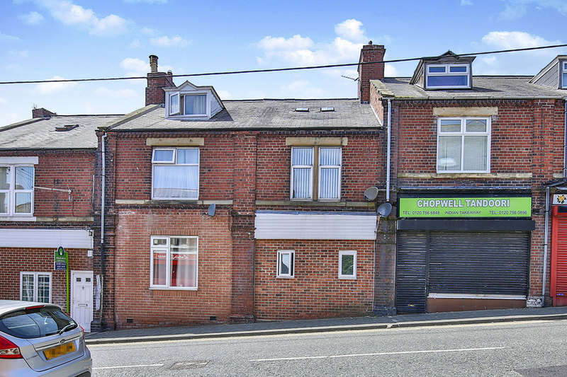 2 Bedrooms Flat for sale in Derwent Street, Chopwell, Newcastle Upon Tyne, NE17