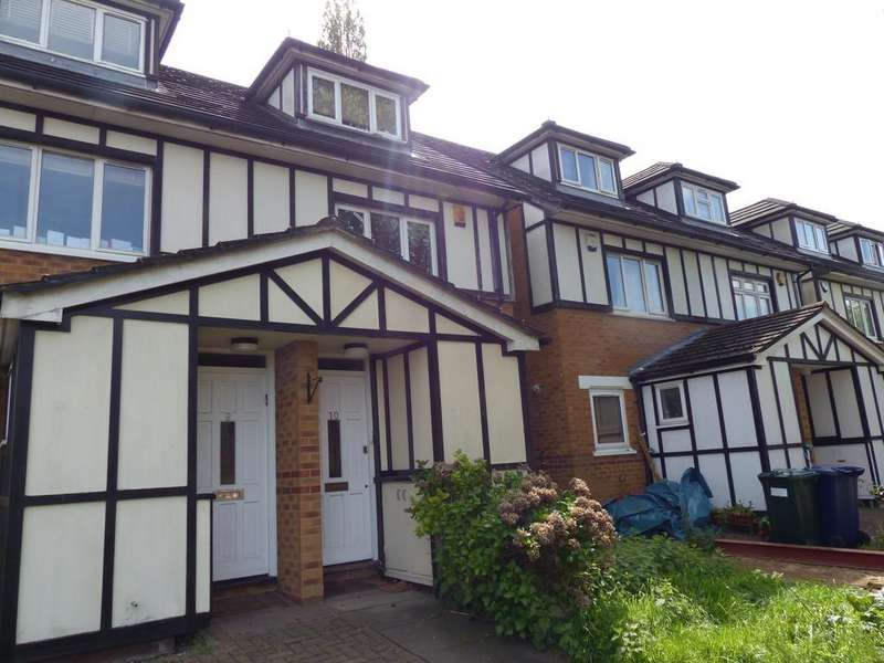 3 Bedrooms Semi Detached House for sale in Rickard Close,hendon,London NW4