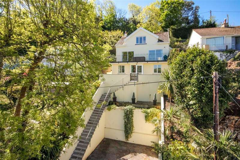 5 Bedrooms Detached House for sale in Knowle Road, Salcombe, Devon, TQ8