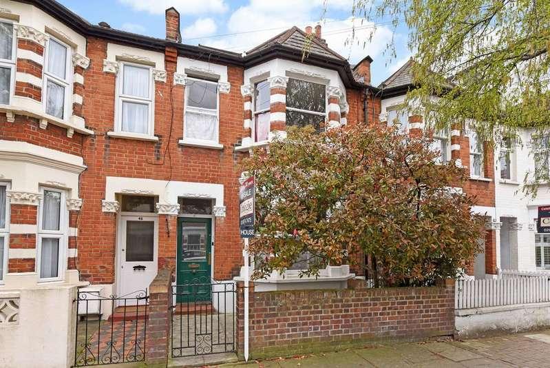 4 Bedrooms Terraced House for sale in Vanderbilt Road, London SW18