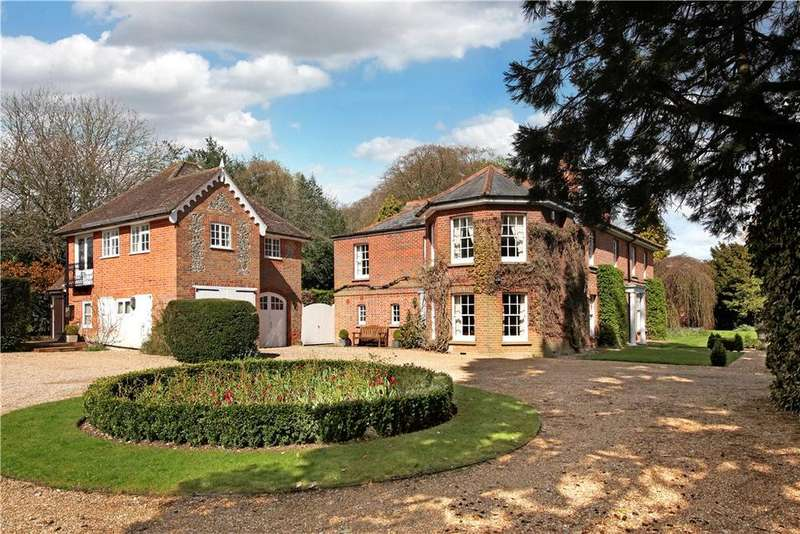 6 Bedrooms Detached House for sale in School Road, Penn, Buckinghamshire, HP10