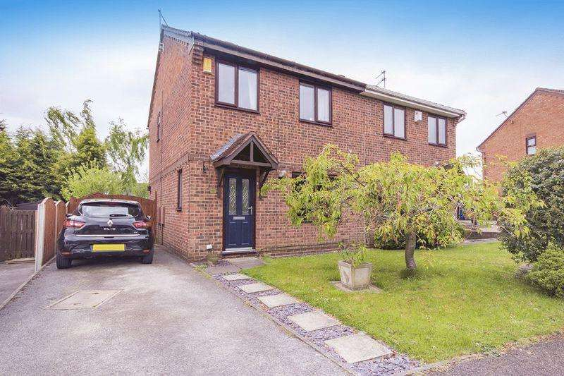 3 Bedrooms Semi Detached House for sale in SEAGRAVE CLOSE, OAKWOOD