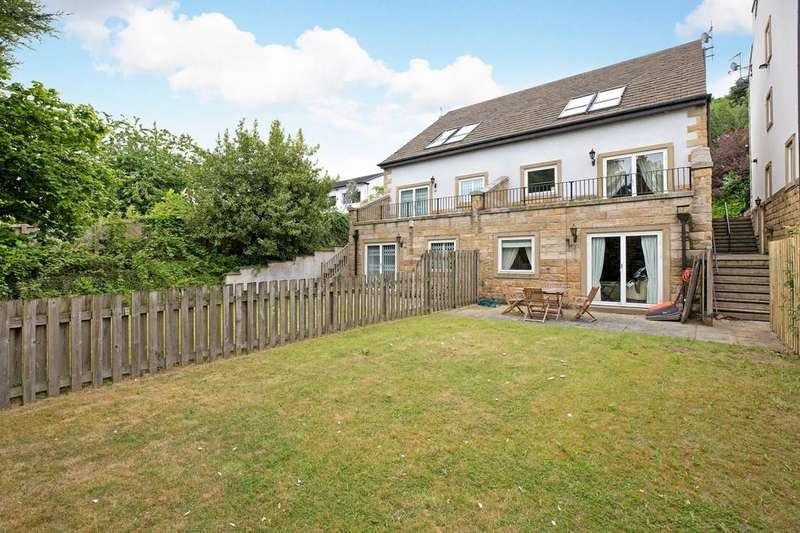 5 Bedrooms Semi Detached House for sale in West Hall Court, Breary Lane, Bramhope