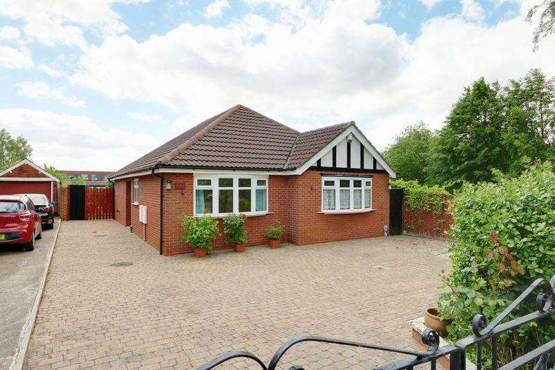 2 Bedrooms Detached Bungalow for sale in Anlaby Road, Hull