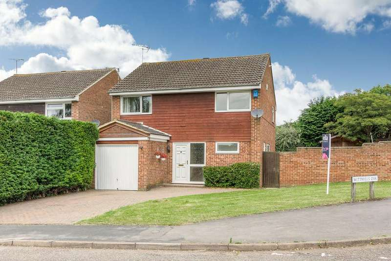 4 Bedrooms Detached House for sale in Burleigh Piece, Buckingham