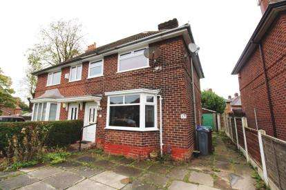 3 Bedrooms Semi Detached House for sale in Longwood Road, Wythenshawe, Manchester