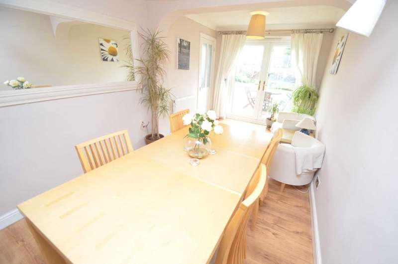 3 Bedrooms Terraced House for sale in Bideford Green, Leighton Buzzard
