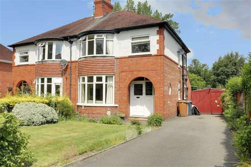3 Bedrooms Semi Detached House for sale in Broughton Lane, Wistaston, Crewe