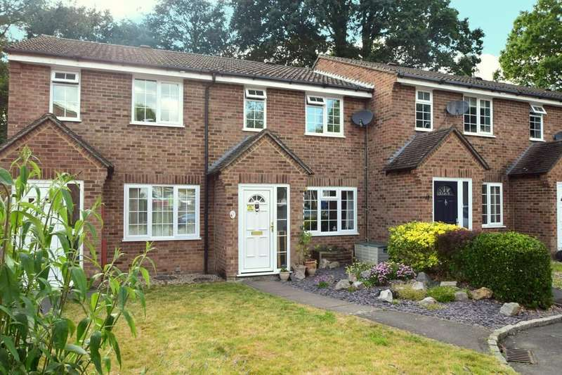 3 Bedrooms Terraced House for sale in Rother Close, Sandhurst