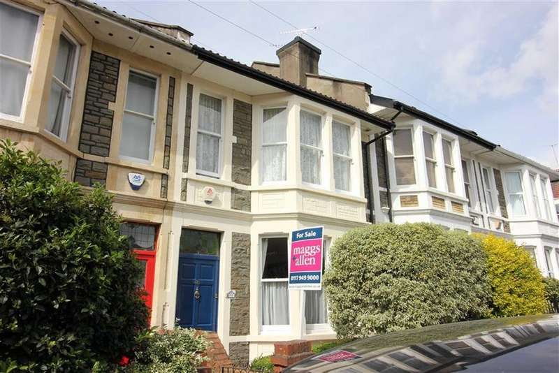 4 Bedrooms Terraced House for sale in Cairns Road, Westbury Park, Bristol