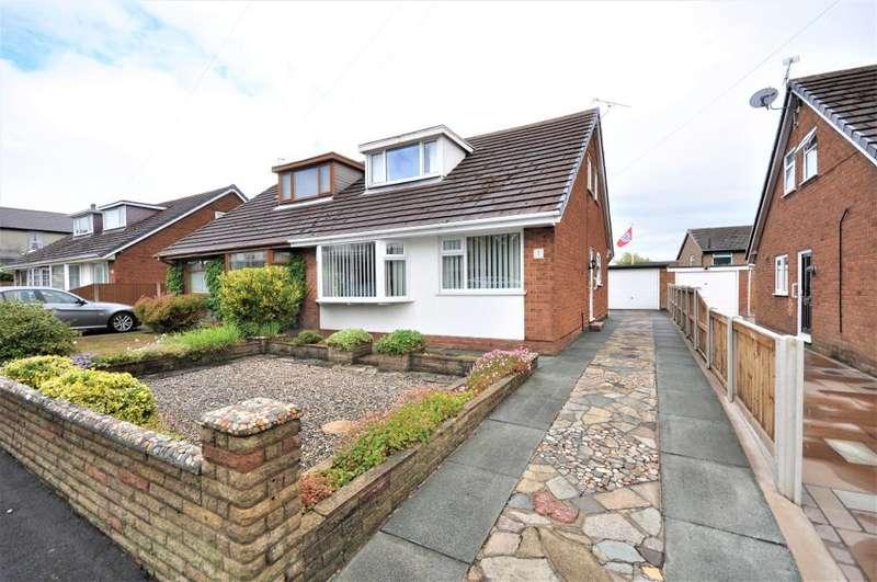 3 Bedrooms Semi Detached House for sale in Meadow Park, Wesham, Preston, Lancashire, PR4 3DN