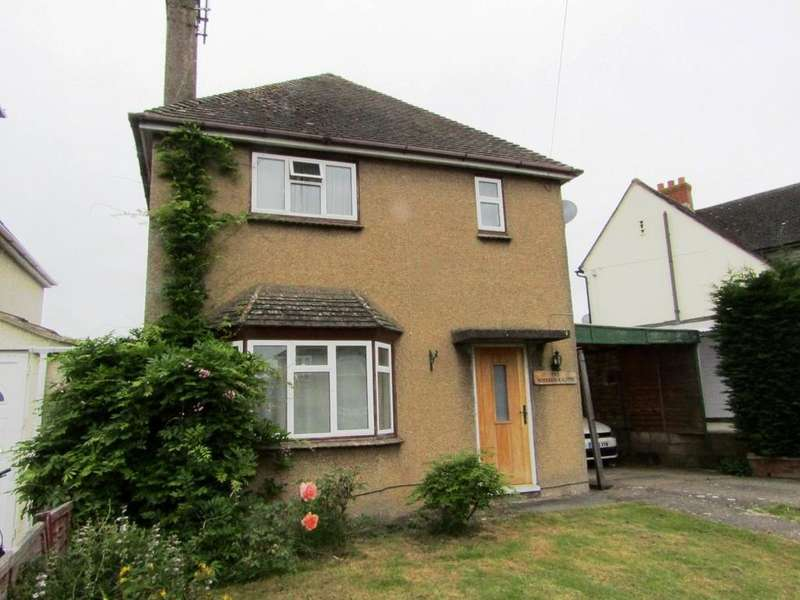 3 Bedrooms Detached House for sale in Grosvenor Road, Stonehouse